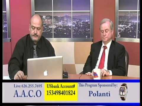 Bedros Hajian/Garo Armenian/ Comments to the President of R.A  5-11-13