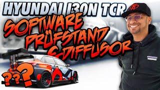 JP Performance - Hyundai I30N TCR | Software + Prüfstand & Heckdiffusor!