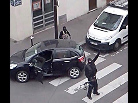 November 2015 Paris Attacks: Pray For Paris , ISIS Background Film