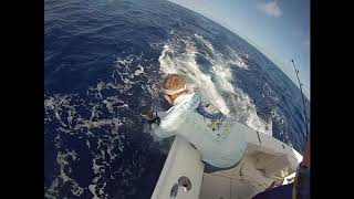 2017 Bermuda Big Game | Team Foreign Exchange | White Marlin
