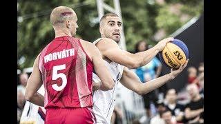 Dušan Domović Bulut – Fiba 3×3 Europe Cup 2017