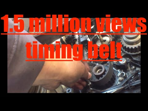 follow STEP BY STEP Timing Belt Replacement '97-02 Honda Accord √ Fix it Angel