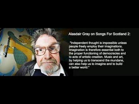 Songs for Scotland 2 - An evening for Alasdair Gray