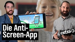 Screeny – Die Anti-Bildschirm-App