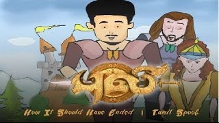how the puli should have ended tamil spoof 2015