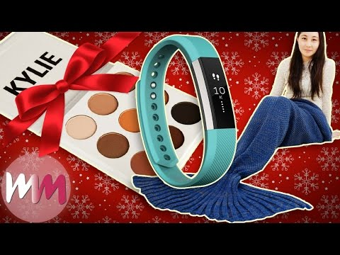 Top 10 Christmas Gifts To Put On YOUR 2016 Wish List