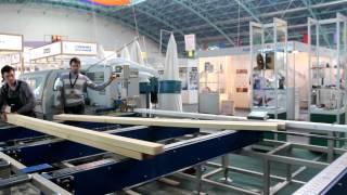 Линия по производству вагонки(http://www.intervesp.by/ - Высокотехнологичное оборудование для деревообработки! +375 (29) 375-90-22 Николай., 2012-09-11T20:35:05.000Z)