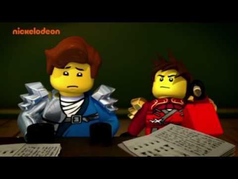 Lego Ninja-Soldier