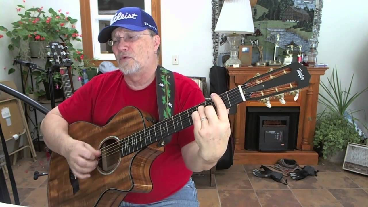 1102 Bluer Than Blue Michael Johnson Cover With Chords And