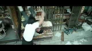 (Fake) Sleeping Dogs movie trailer