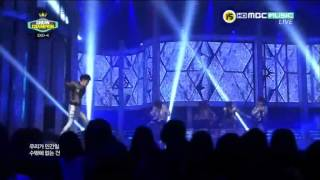 Video 120424 EXO-K 'MAMA' @ MBC Music Show! Champion download MP3, 3GP, MP4, WEBM, AVI, FLV Oktober 2017