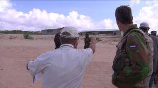 EUTM: building Somalia