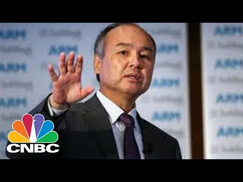 Masayoshi Son Starts Carrying Out Vow To Donald Trump: Bottom Line | CNBC