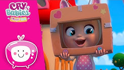 GOODNIGHT CONEY 😴💕 CRY BABIES 💧 MAGIC TEARS 💕 Videos for CHILDREN in English 🎊 NEW EPISODE