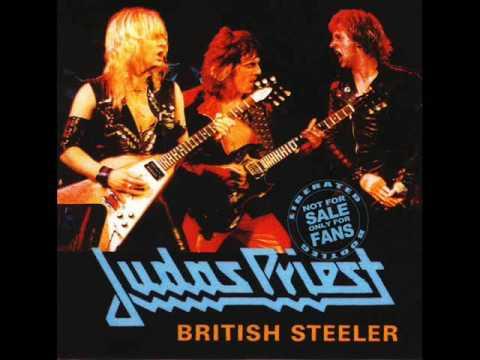 Judas Priest- British Steeler (FULL ALBUM) 1980