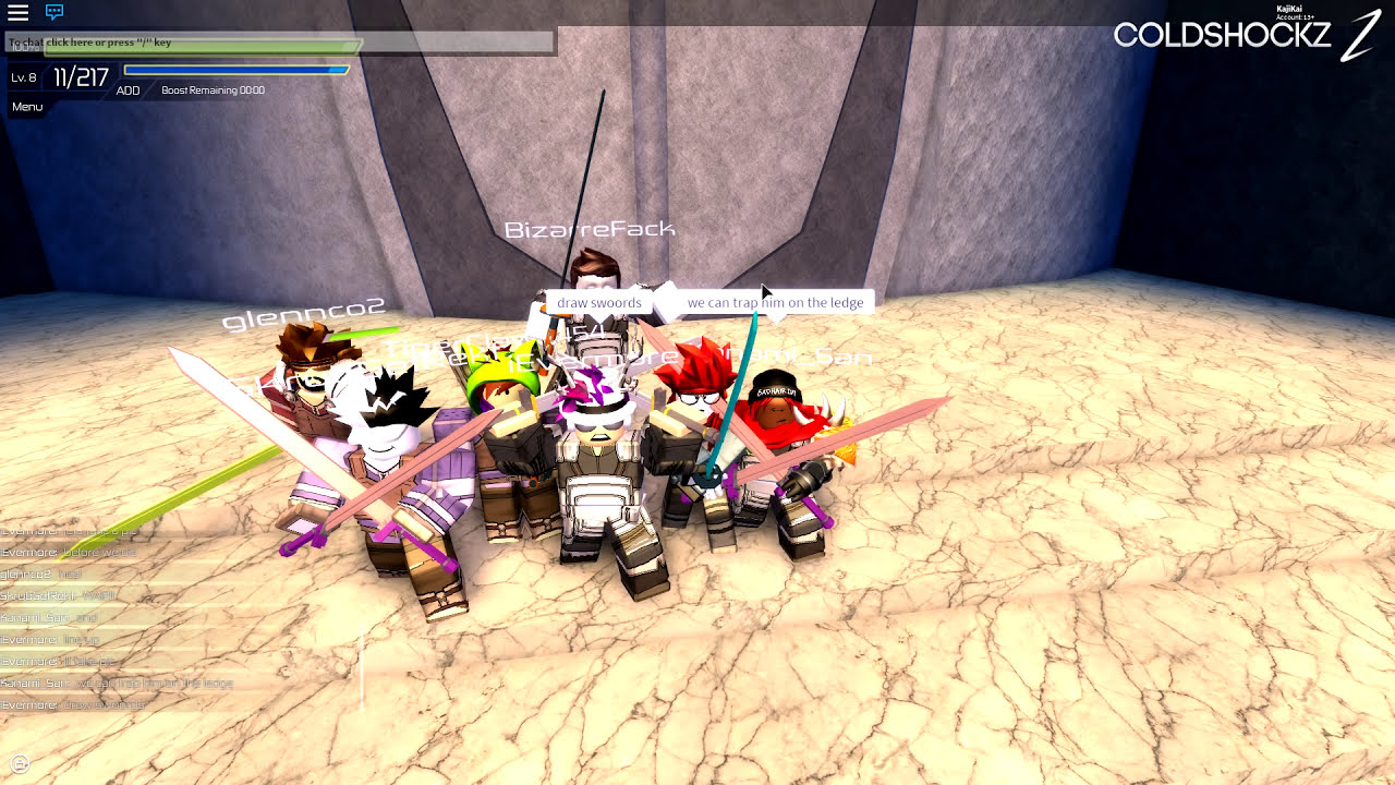 Sword burst 2 early access roblox youtube for Floor 2 swordburst 2