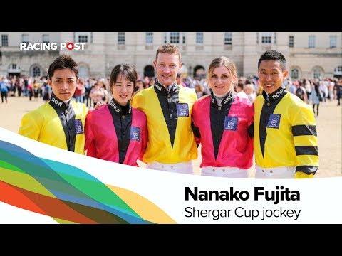 Dubai Duty Free Shergar Cup | Nanako Fujita For 'The Girls' Team