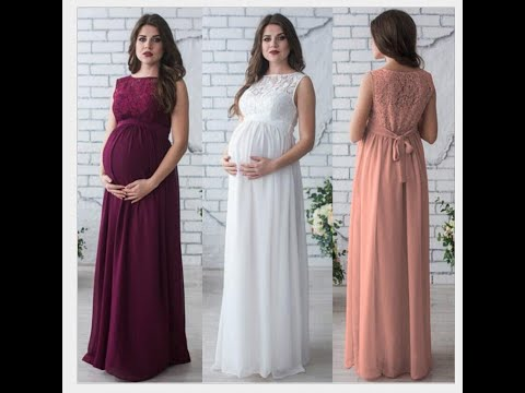 Best Maternity Dress gown for pregnant women #Maternity#dress#Pregnant#
