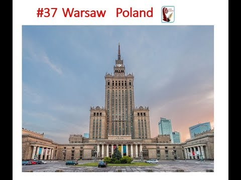 #37 Warsaw  Poland ,Places to visit in Warsaw | Tourist Attraction in Warsaw | Poland Tourism