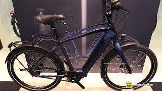 2020 Simplon Kagu Bosch CX Electric Bike - Walkaround - 2019 Eurobike