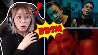 1 màn BDSM DỮ DỘI đến từ 2 chàng rapper BINZ x ANDREE | KRAZY | MV Reaction Misthy thumbnail