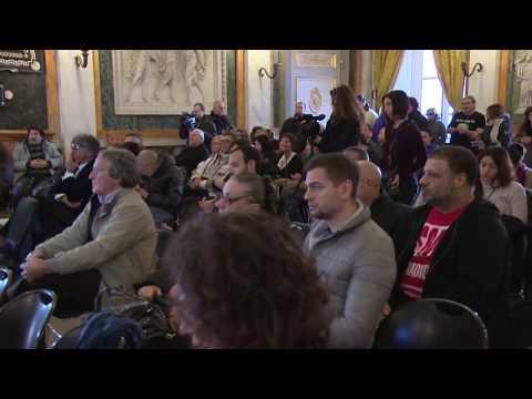 FIM News. The Genoa Municipality Channel (26.01.2015)