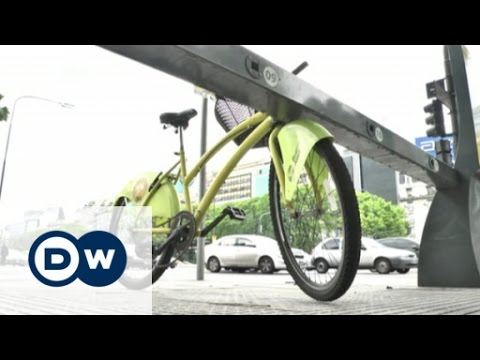 Buenos Aires - a city for urban cyclists? | DW News