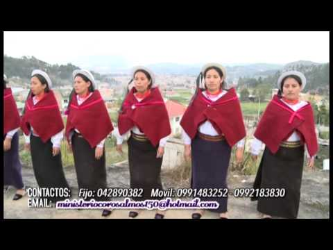 CORO SALMOS 150 VOL 3 (PUNLLANTA JESUCRISTO)
