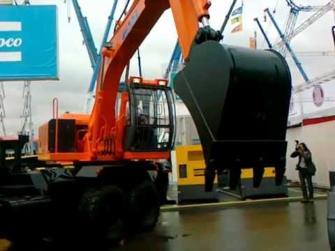 Экскаватор - планировщик ТЭП-18 на базе КАМАЗ