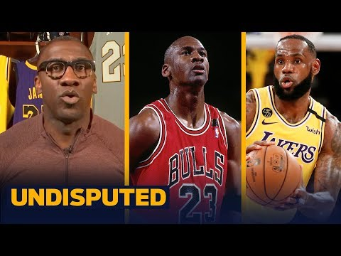 LeBron Or MJ? Skip & Shannon Discuss Who Would Win In A Game Of H-O-R-S-E | NBA | UNDISPUTED