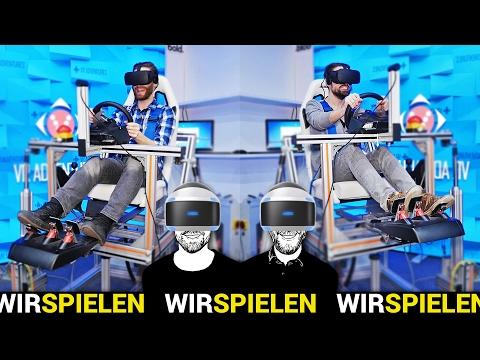 VR Adventures ausprobiert: Österreichs erste Virtual-Reality-Spielhalle