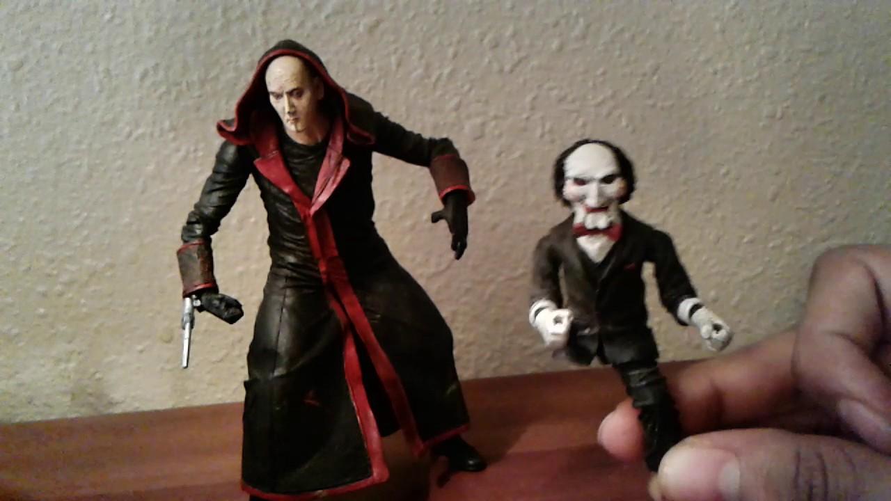 Masked NECA Cult Classics Series 5 Jigsaw Killer Action Figure