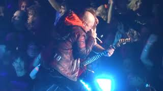 Helloween - Eagle Fly Free - Live in Prague 25.11.2017