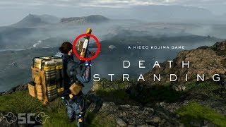 25+ Minutes Of DEATH STRANDING (and you'll still have no clue on what it's about)