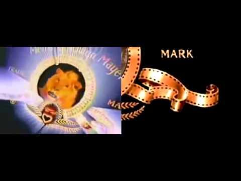 MGM/UA Home Video and JGR Home Video Logo Comparison 1993-1998 1999-2005