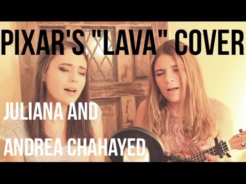 """Pixar's """"Lava"""" Song Cover"""