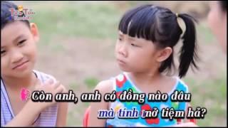 karaoke Chuyen Tinh Noi Lang Que hat voi_ Thao