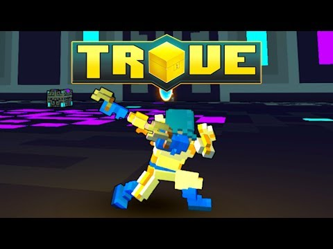 TROVE PTS IS LIVE!! PLAY THE VANGUARD, SEE THE NEW BIOME & SO MUCH MORE!!!