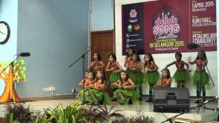 SK Assunta 2 Action Song MBPJ competition 2015