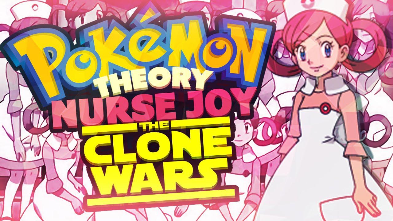 Pokemon Theory Nurse Joy The Clone Wars Youtube