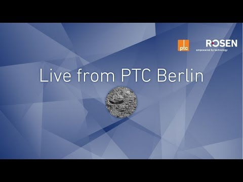 Live from #ptcBerlin: Data-Driven Approaches To Pipeline Cleaning