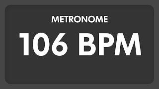 106 BPM - Metronome