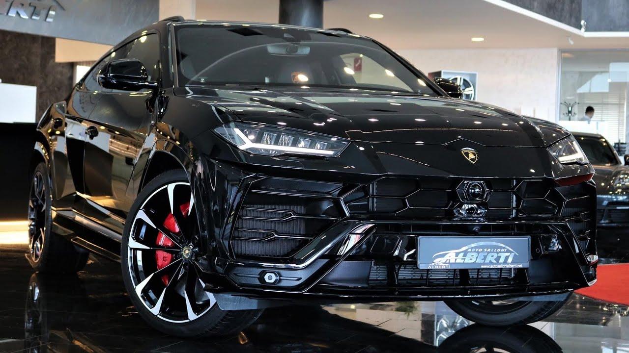 2021 Lamborghini Urus Review Youtube