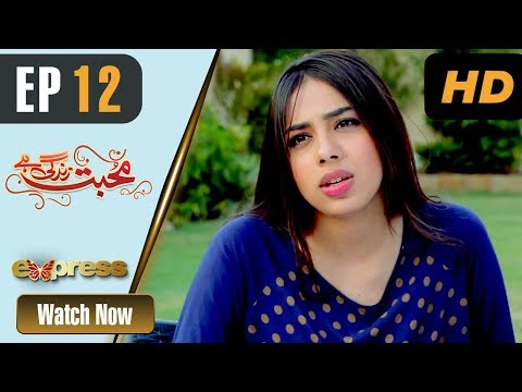 Mohabbat Zindagi Hai - Episode 12 - Express Entertainment Dramas