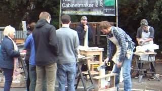 Street Cabinetmaking! Book Launch