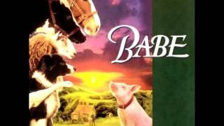 Babe (1995) Soundtrack  - If I Had Words (Mice)