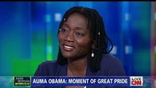 The half-sister of barack obama reveals how it felt when her little brother became president