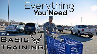 Air Force Basic Training Guide | WE