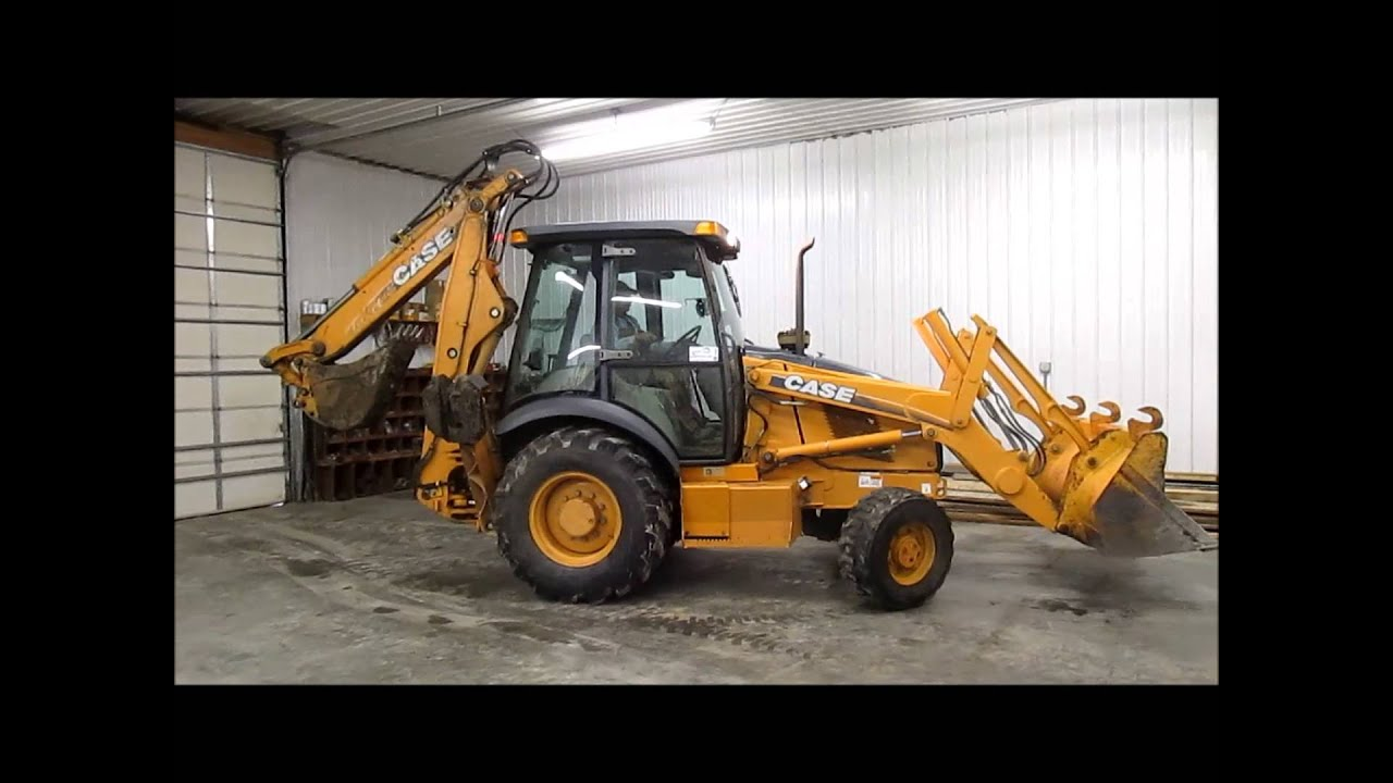 2001 case 580 super m backhoe for sale sold at auction march 28 2013 [ 1280 x 720 Pixel ]