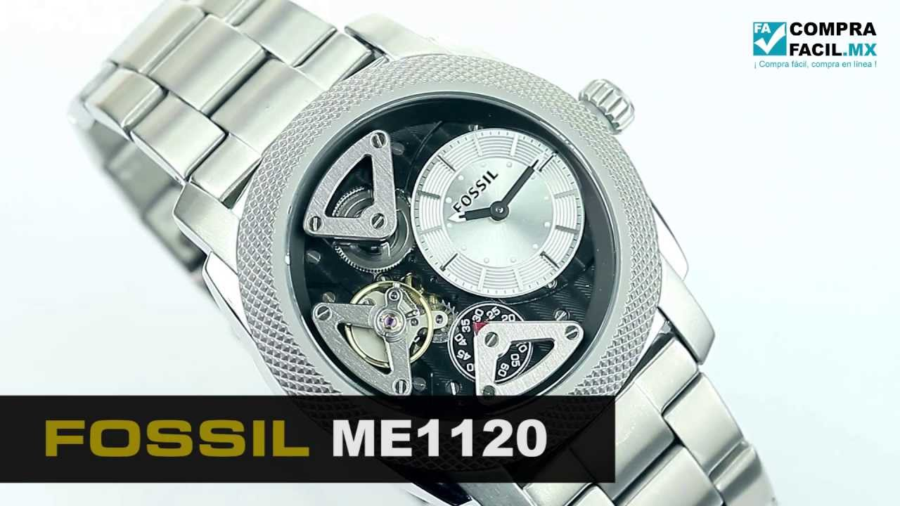 83725349cac8 relojes fossil automatico